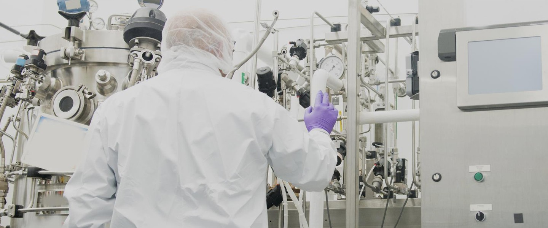 为制药工程提供卫生级软管及配件