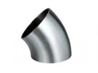 45°焊接式弯头